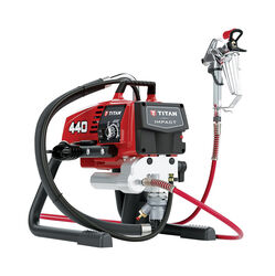 Titan  Impact 440  3000 psi Metal  Airless  Airless Sprayer