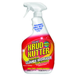 Rust-Oleum  Krud Kutter  No Scent Cleaner and Degreaser  32 oz. Liquid