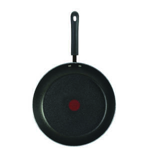 T-Fal  Professional  Aluminum/Stainless Steel  Saute Pan  10-1/4 in. Black
