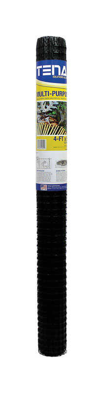 Tenax  4 ft. H x 50 ft. L Polypropylene  Multi-Purpose Netting
