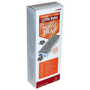 JT Eaton  Little Pete  Small  Snap  Animal Trap  For Mice