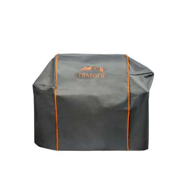 Traeger  Gray  Grill Cover  4.5 in. W x 10.5 in. H