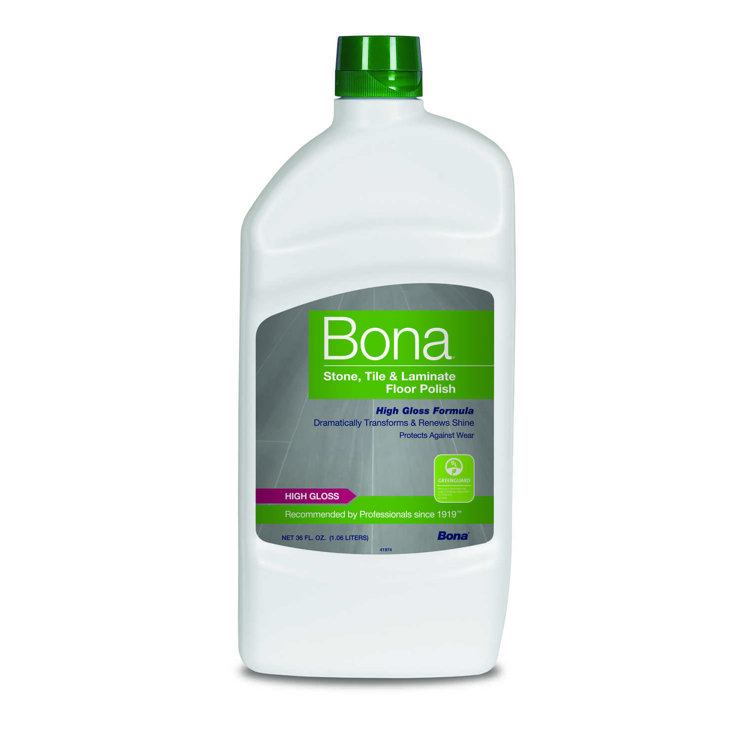Bona  High Gloss  Floor Polish  Liquid  36 oz.