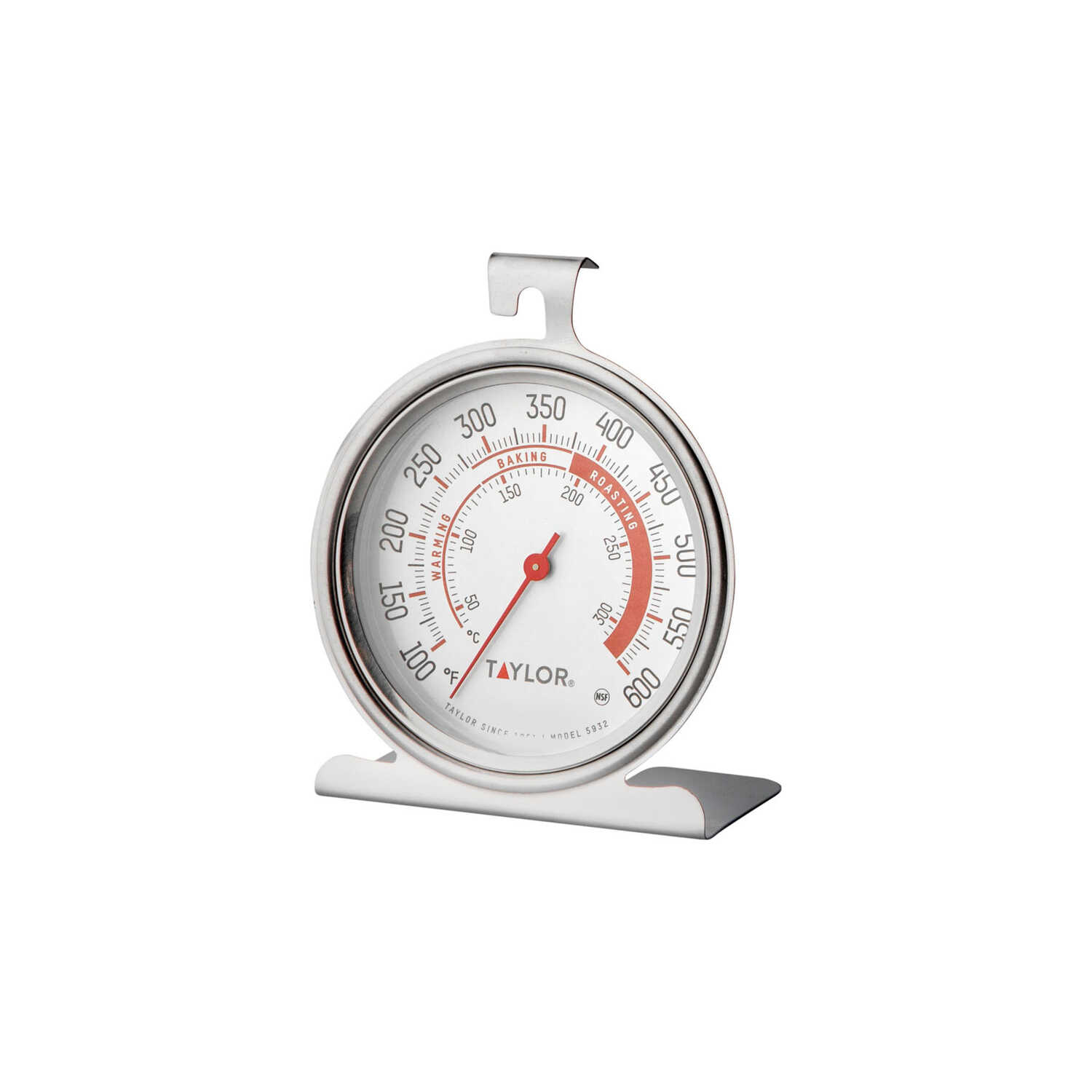 Taylor Instant Read Analog Oven Thermometer Ace Hardware