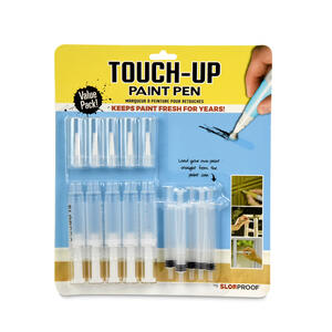 SlobProof  1 in. W Plastic  Touch-Up Paint Pen
