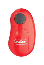 Zyliss  EasiCan  Red  Plastic  Electric  Can Opener