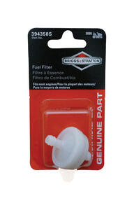 Briggs & Stratton  75 Microns  Fuel Filter  1 pk