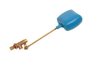 Dial  1-1/2 in. H x 3-1/4 in. W Bronze  Green  Evaporative Cooler Float Valve