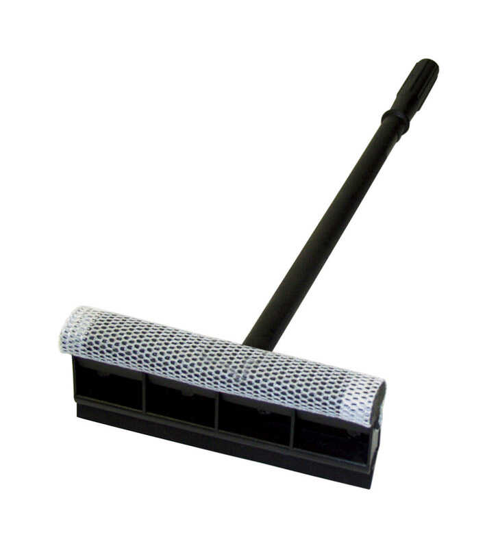 Carrand  8 in. Plastic  Squeegee