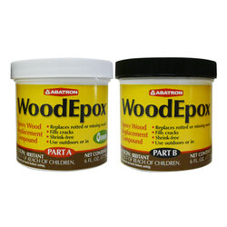 Abatron  WoodEpox  Epoxy Wood Filler Kit  12 oz.