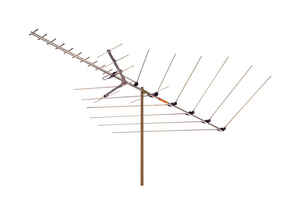 RCA  Outdoor  TV  Rooftop/Attic Antenna  1 pk