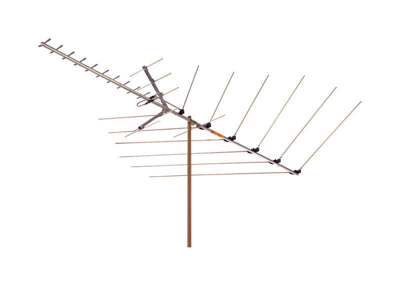 RCA  TV  Rooftop/Attic Antenna  1 pk Outdoor