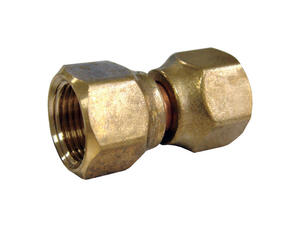 Ace  1/2 in. Brass  Swivel Connector