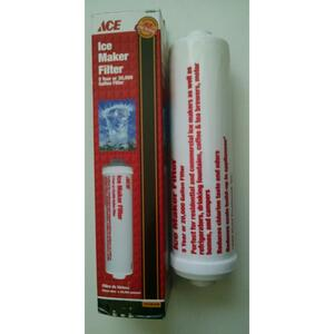 Ace  Drinking Water Replacement Filter  For Refrigerators 20000 gal.