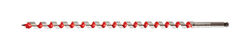 Milwaukee  5/8 in. Dia. x 18 in. L Ship Auger Bit  Hardened Steel  7/16 in. Hex Shank  1 pc.