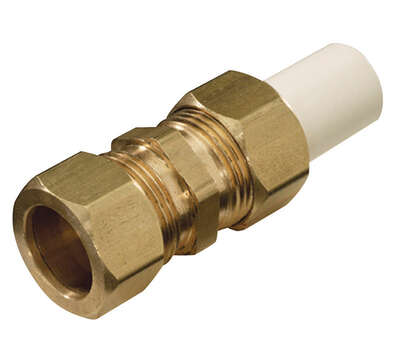 KBI Schedule 40 3/4 in. Spigot x 3/4 in. Dia. Socket CPVC Transition Adapter