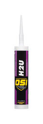 OSI H2U White Acrylic Urethane Door, Trim and Window Sealant 10 oz.