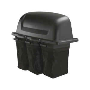 Poulan Pro  24 in. W Triple Bin Bagger  For All Poulan Pro and Husqvarna Lawn and Yard Tractors with