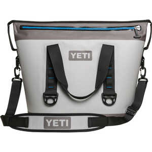 YETI  Hopper Two 30  Cooler Bag  24 can capacity 1 pc. Gray