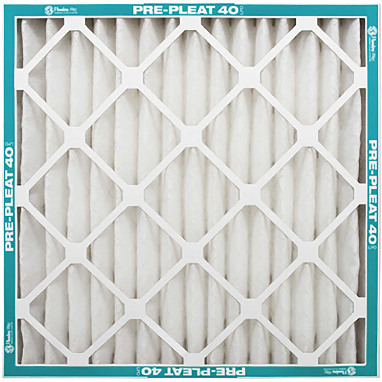AAF Flanders  40 LPD  25 in. W x 14 in. H x 1 in. D Air Filter
