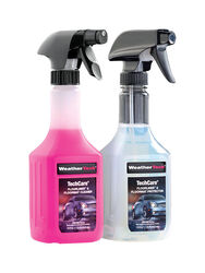 WeatherTech  TechCare  Leather/Rubber/Vinyl  Cleaner/Conditioner  Spray  18 oz. 2 pk