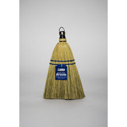 Elite 8 in. W Soft Broomcorn/Yucca Broom