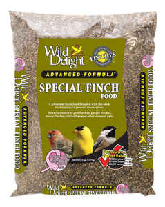 Wild Delight  Special Finch  Finches  Wild Bird Food  Sunflower Kernels  5 lb.