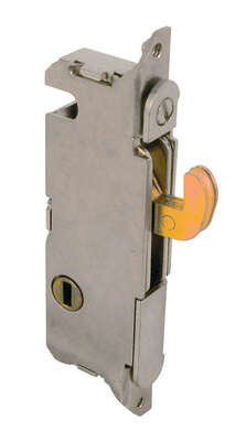 Prime-Line  Steel  Indoor and Outdoor  Mortise Lock
