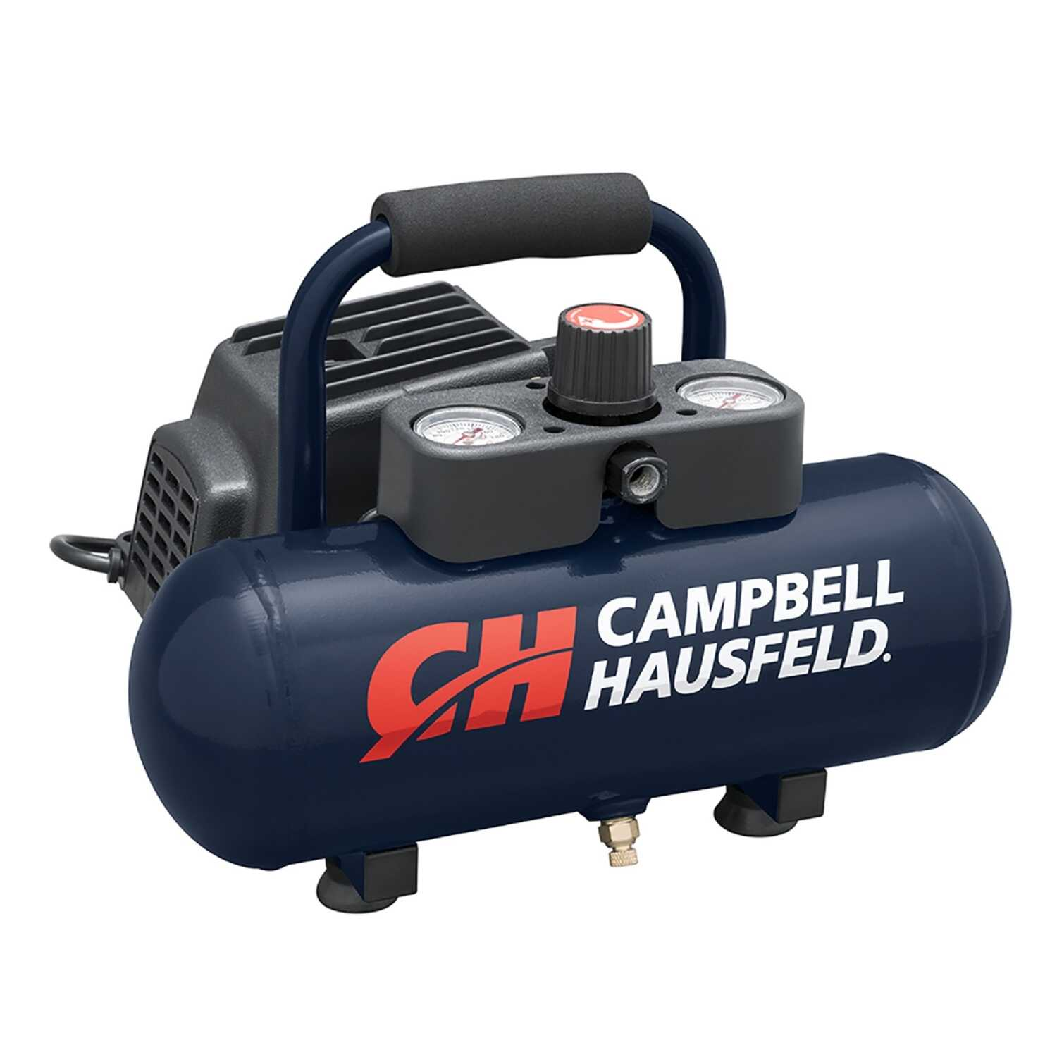 Campbell Hausfeld  1 gal. Portable Air Compressor  125 psi 0.33 hp