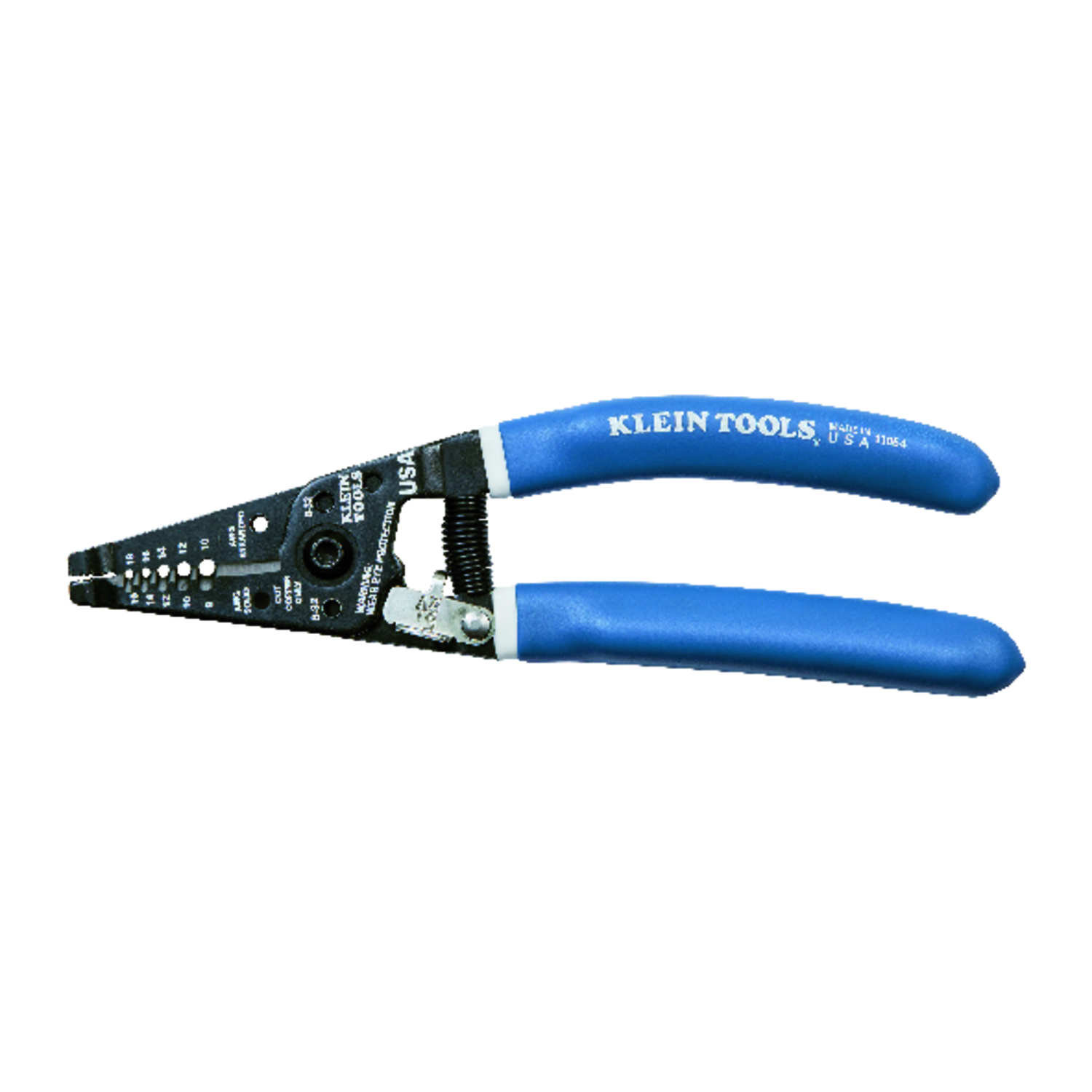 Klein Tools  8-16 Ga. 7-1/8 in. L Wire Stripper/Cutter