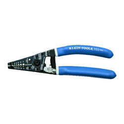 Klein Tools  18 Ga. 7-1/8 in. L Wire Stripper/Cutter