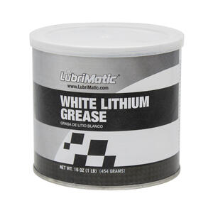 Lubrimatic  White Lithium  Grease  16 oz. Can
