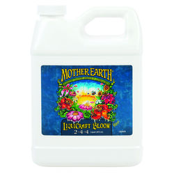 Mother Earth LiquiCraft Bloom 2-4-4 Hydroponic Plant Nutrients 1 qt.