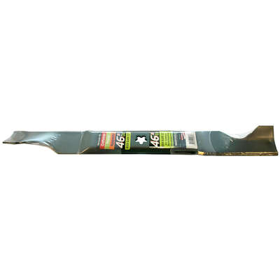 MaxPower  46 in. Standard  Mower Blade  For Riding Mowers 1 pk