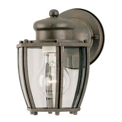 Westinghouse  Patina  Switch  Incandescent  Wall Lantern
