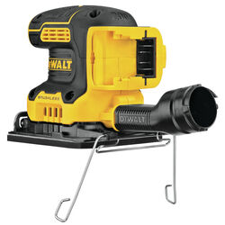 DeWalt  MAX XR  20 volt Cordless  1/4 Sheet  Variable Speed  Sander  Bare Tool  14000 opm