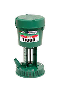 Dial  Plastic  Evaporative Cooler Pump  Green