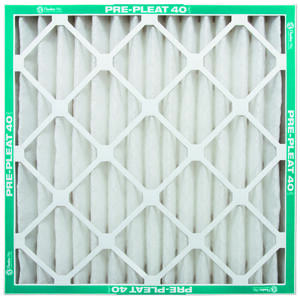 AAF Flanders  14 in. W x 25 in. H x 2 in. D Synthetic  8 MERV Pleated Air Filter