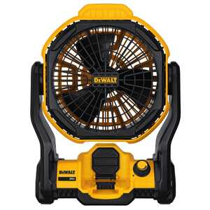 DeWalt  11 in. Variable speed Battery  Portable Fan