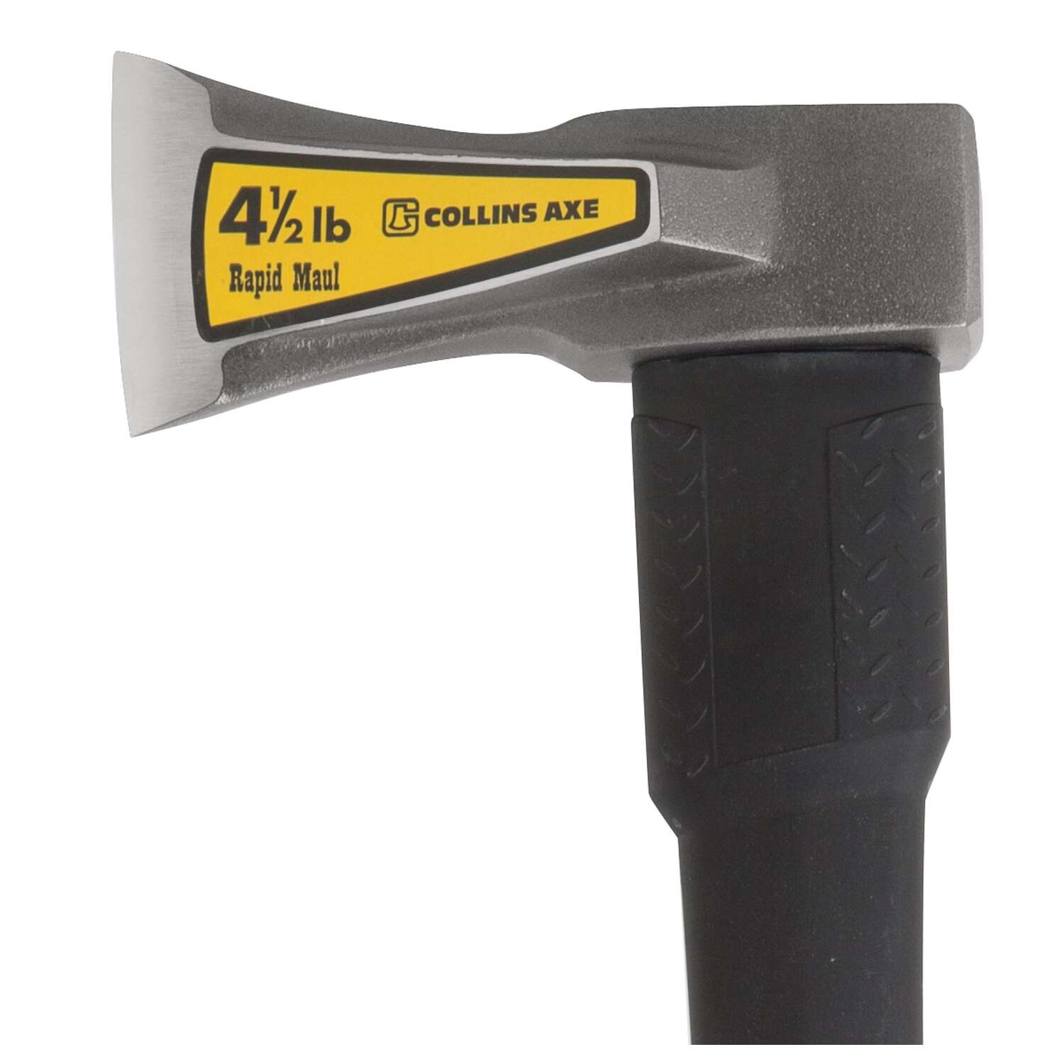 Collins  4.5 lb.  Single Bit  Maul  Forged Steel