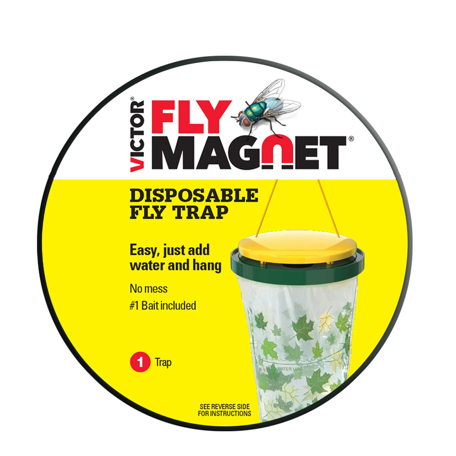 Victor  Fly Magnet  Fly Trap  1 pk