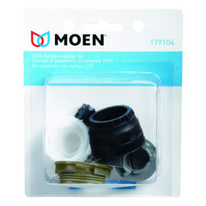 Moen  OEM  Clear  Plastic  Handle Adapter Kit  For Moen Faucets