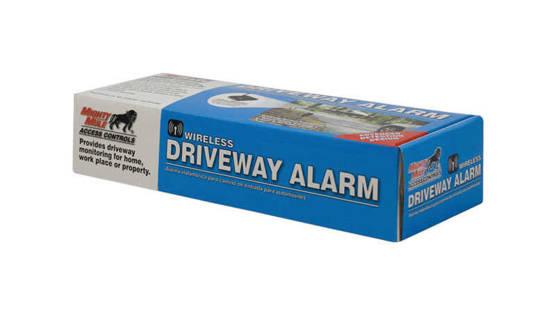 Mighty Mule  0 volt Wireless AC/Battery Powered  Driveway Alarm