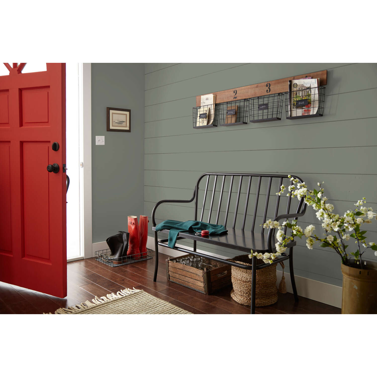 Magnolia Home  by Joanna Gaines  Eggshell  Eden  Acrylic  Paint  8 oz.
