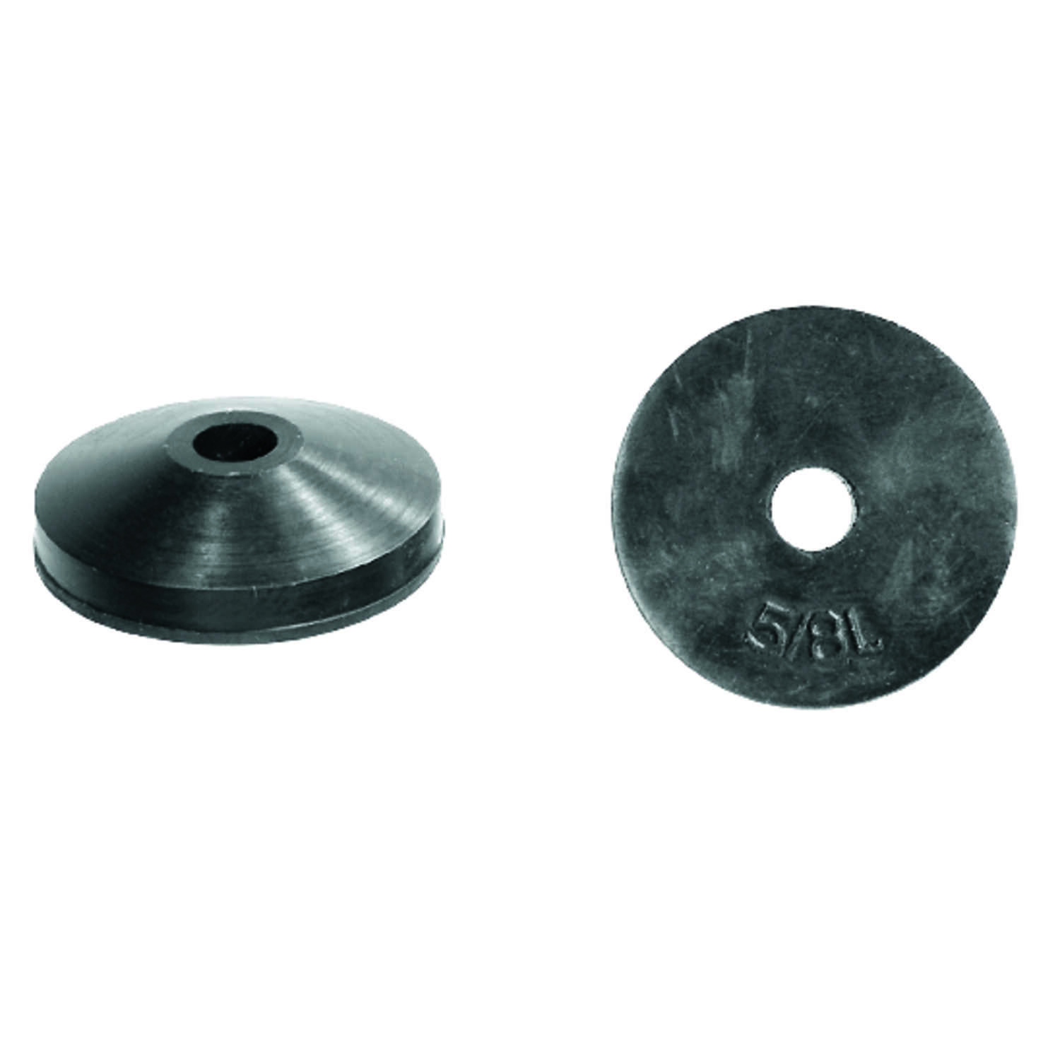 Danco  5/8 in. Dia. Synthetic Rubber  Washer  5