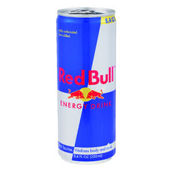 Red Bull  Original  Energy Drink  8.4 oz.