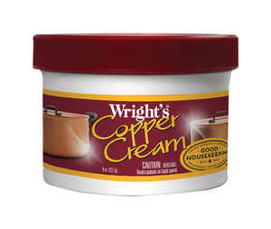 Wrights  Mild Scent Copper Cleaner  8 oz. Cream