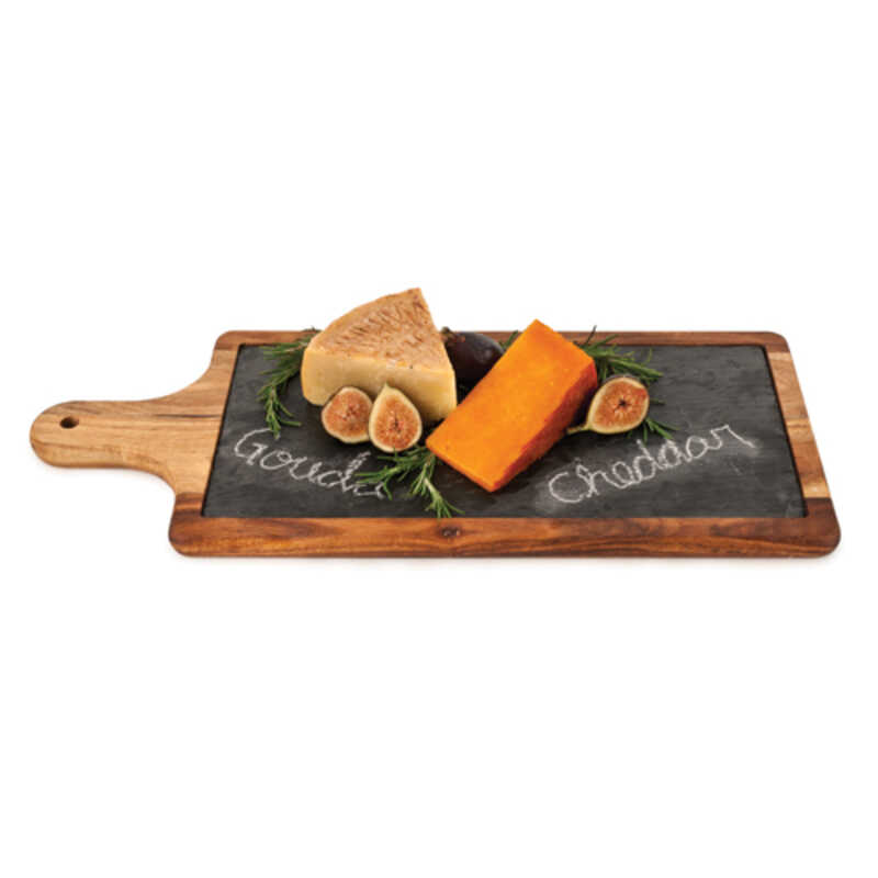 Twine  7 in. L Wood  Cheese Board