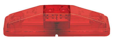 Peterson  Piranha  Red  Clearance/Side Marker  Light Kit