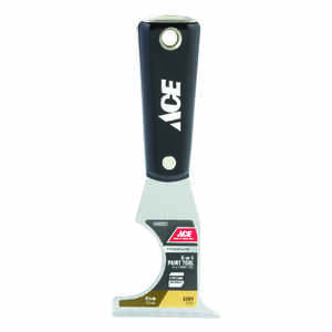 Ace  2-1/2 in. W Steel  Stiff  Paint Scraper
